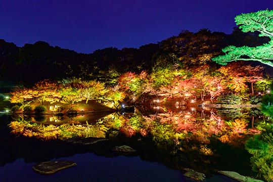 香川県 栗林公園