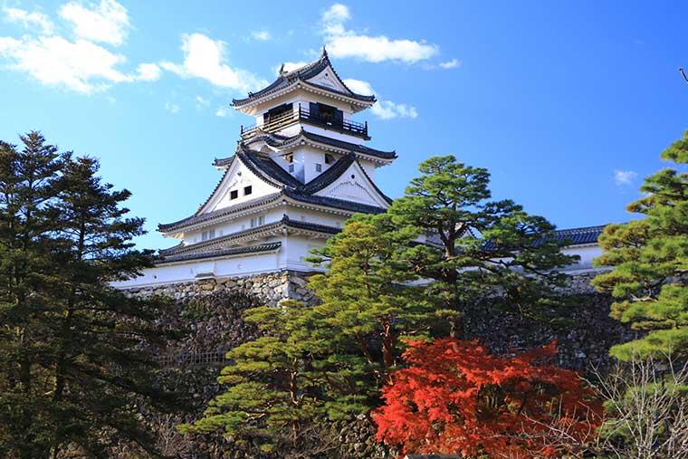 高知県 高知城