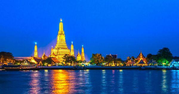 【おうちで海外気分】旅行ガイド:タイ