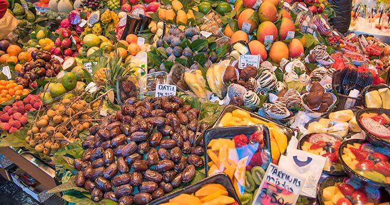 ボケリア市場 (サン ジョセップ市場)
