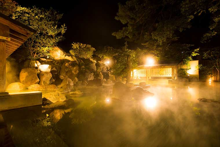 別府温泉 ホテル白菊