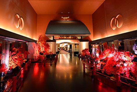 ホテル雅叙園東京・百段階段