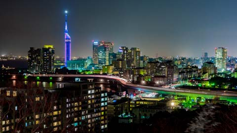福岡の人気ビジネスホテルランキングTOP10