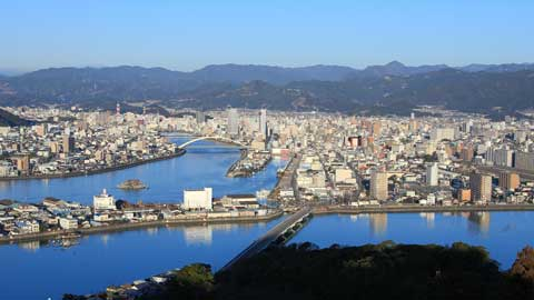 高知市の人気ビジネスホテルランキングTOP10