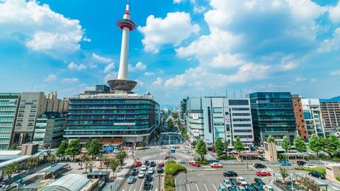 京都市の人気ビジネスホテルランキングTOP10
