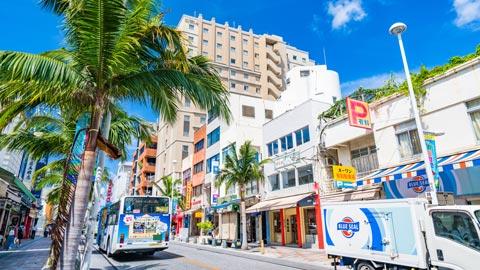 沖縄本島の人気ビジネスホテルランキングTOP10