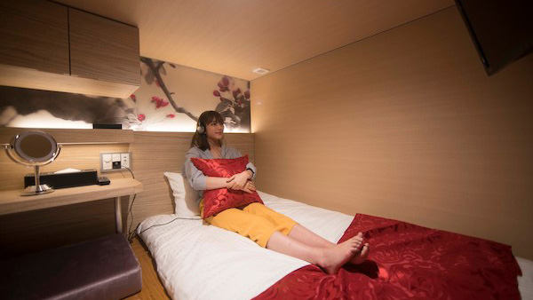HOTEL Cargo Shinsaibashi(ホテルカーゴ心斎橋)(2017年8月オープン)