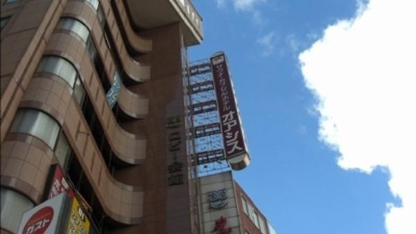 池袋ホテル&カプセル オアシス(旧ロビー会館)