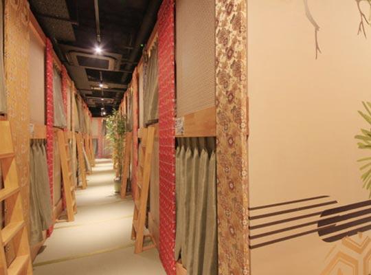 上野ステーションホステル オリエンタル 1(旧:カプセルホテル オリエンタル)