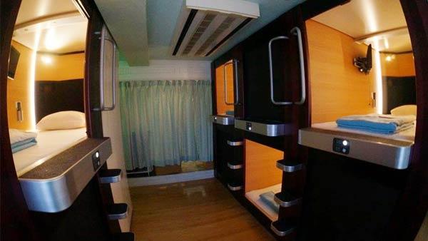 カプセルホテル新宿510