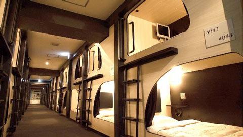 札幌の人気カプセルホテルランキングTOP5