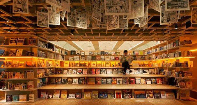 BOOK AND BED TOKYO SHINJYUKU