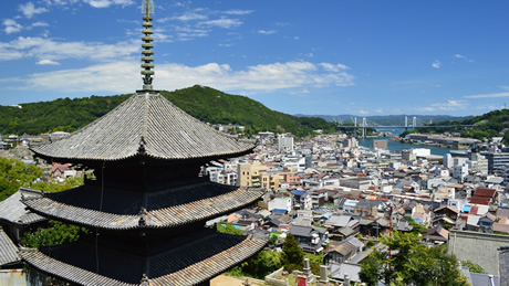 Fukuyama, Onomichi, and the Shimanami Kaido Cycling Road