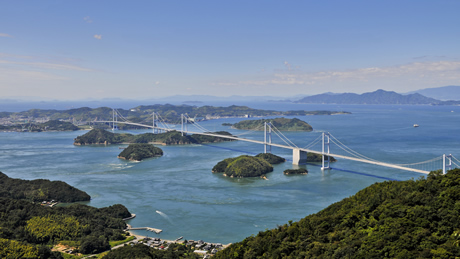 Imabari and the Shimanami Kaido Cycling Road