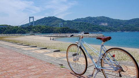全国のサイクリング旅行先!人気エリアランキング