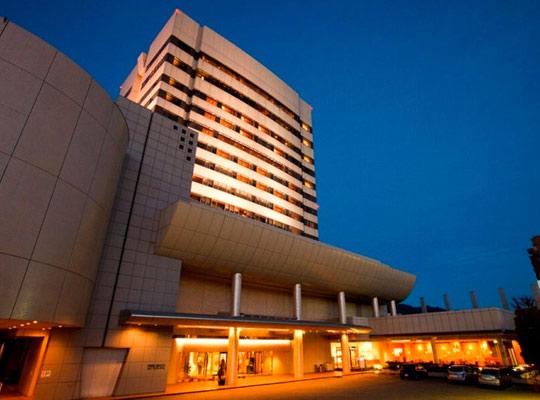 湯村温泉 甲府富士屋ホテル