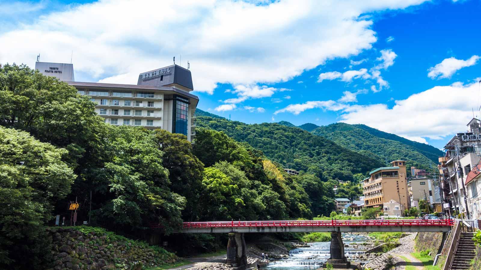 関東のおすすめ!人気日帰り温泉宿ランキングTOP20