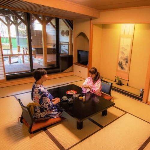 越後湯沢温泉 湯沢グランドホテル<新潟県>