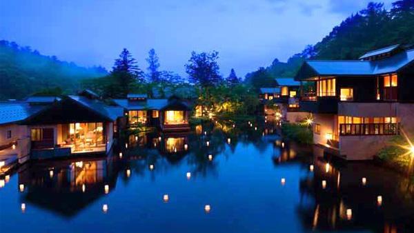 星野温泉(長野県)