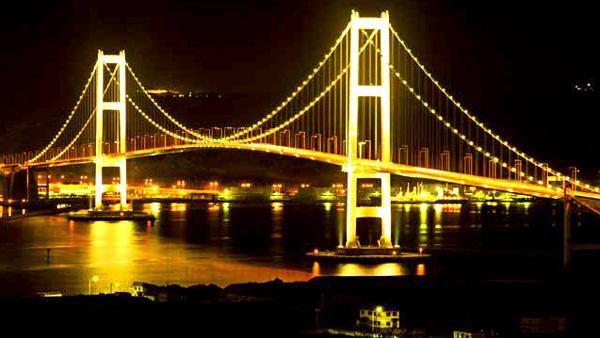 室蘭夜景ナイトクルージング(北海道)
