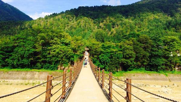 白川郷合掌造り集落(岐阜県)