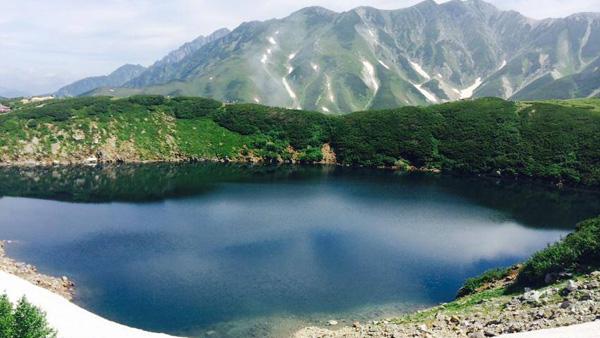 立山黒部アルペンルート(富山県)