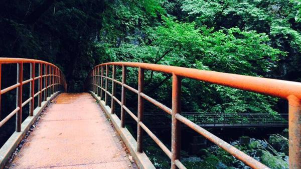 小坂の滝めぐり(岐阜県)