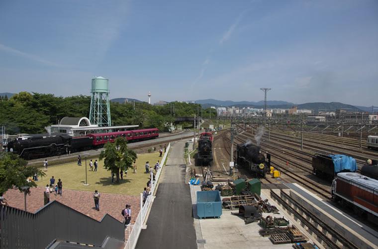京都駅周辺
