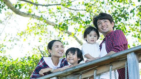夏休みの家族旅行!子連れ旅行におすすめの宿