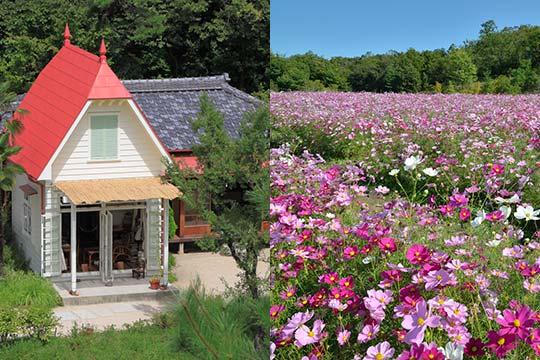「愛・地球博記念公園(モリコロパーク)」サツキとメイの家
