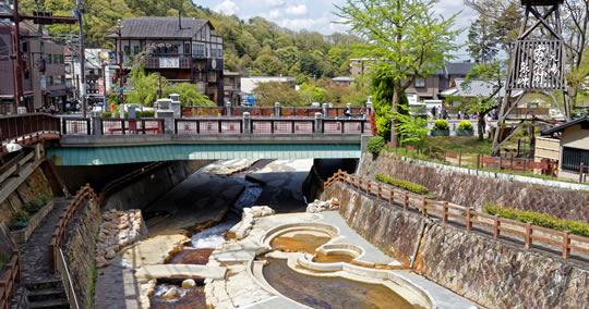神戸市内・有馬温泉