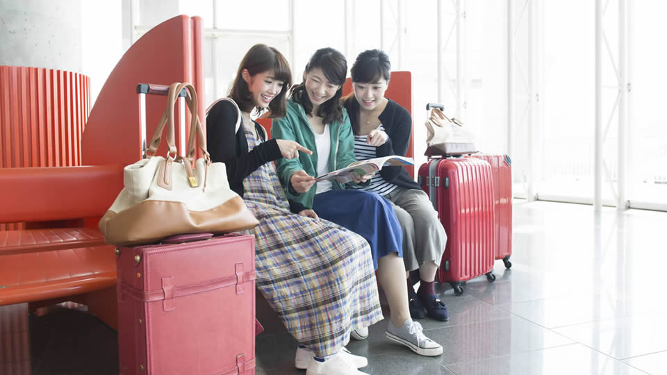 旅好き女子におすすめ!女子旅に人気の国内旅行先ランキング