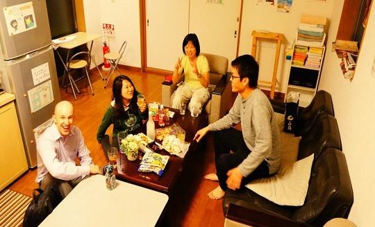 大阪とまとゲストハウス