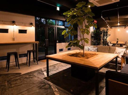 Tokyo Guest House Ouji Music Lounge