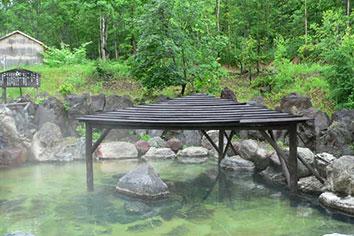 ニセコアンヌプリ温泉
