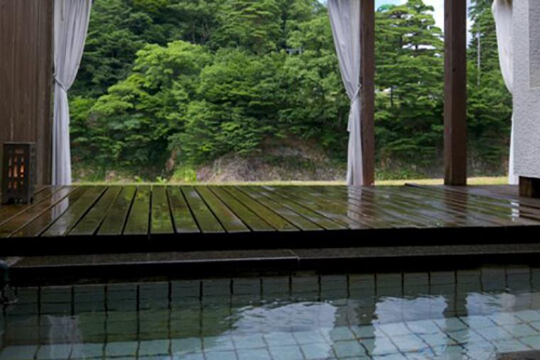 鷹ノ巣温泉 吊り橋と離れの宿 鷹の巣館