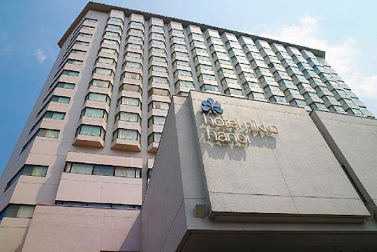 ホテル ニッコー ハノイ