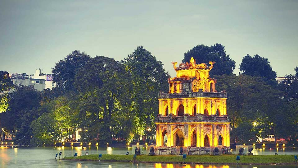 【ベトナム】ハノイのおすすめ 人気ホテルランキング