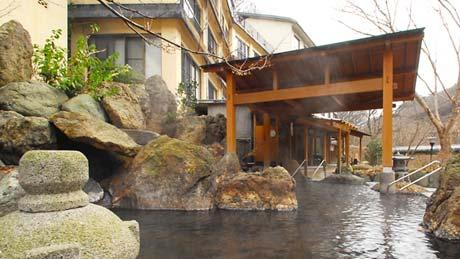 川古溫泉 浜屋旅館