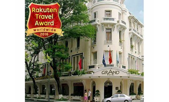 グランド ホテル サイゴン