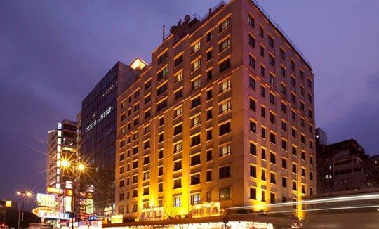 シャムロックホテル