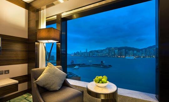 ニューワールドミレニアム香港ホテル