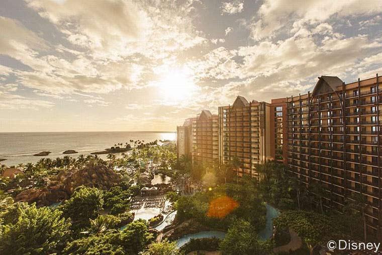 アウラニ・ディズニー・リゾート アンド スパ コオリナ・ハワイ