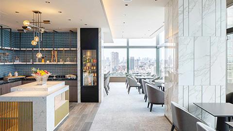 東京のクラブフロア・クラブラウンジがあるおすすめ高級ホテル
