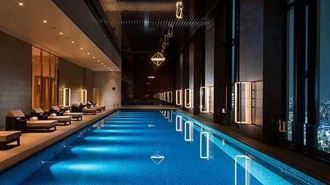 大阪・関西の高級ホテルのフィットネス12選!充実設備を優雅に満喫