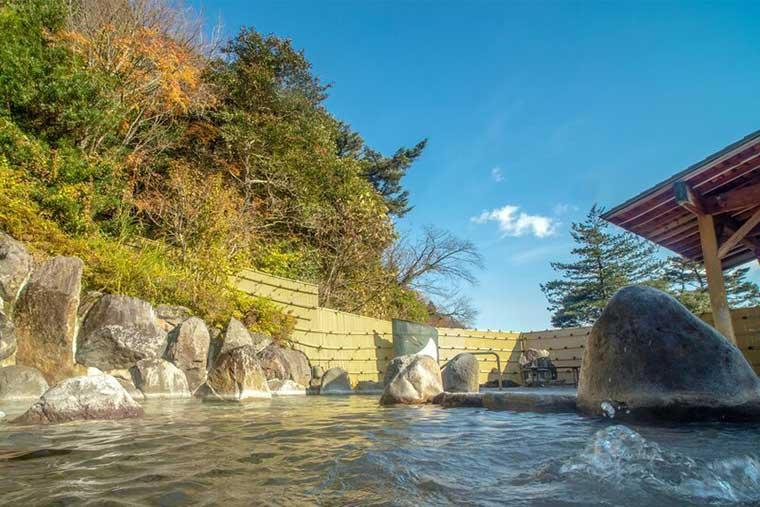 箱根湯本温泉 箱根の森 おかだ