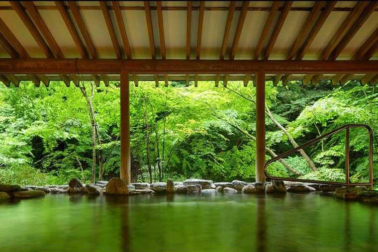 会津東山温泉 原瀧(はらたき)