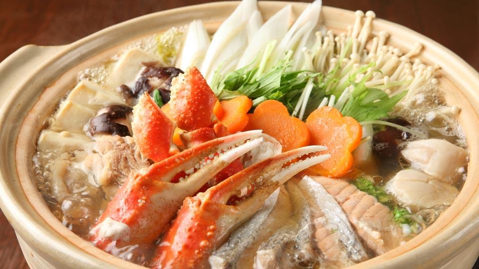 寒い季節に◎鍋料理が人気の宿ランキングTOP10