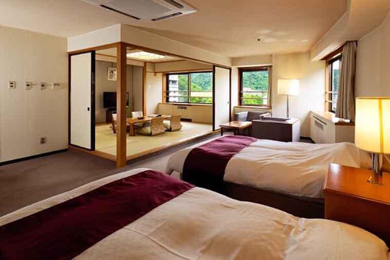 定山渓温泉 定山渓ホテル
