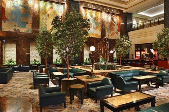 ホテルイースト21東京(オークラホテルズ&リゾーツ)